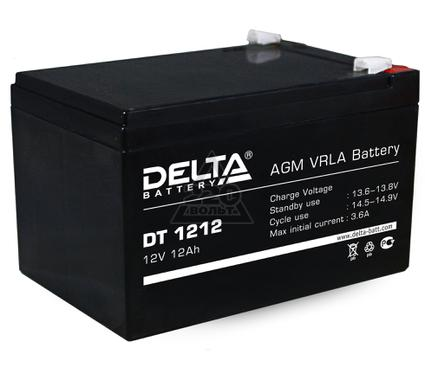 Аккумулятор для ИБП DELTA DT 1212