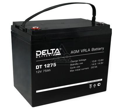 Аккумулятор для ИБП DELTA DT 1275