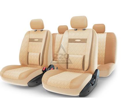 Чехол на сиденье AUTOPROFI COM-1105GP L.BE/L.BE (М)