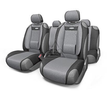 Чехол на сиденье AUTOPROFI COM-905T BK/D.GY