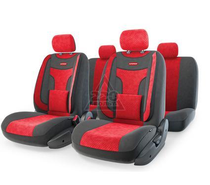 Чехол на сиденье AUTOPROFI ECO-1105 BK/RD (М)