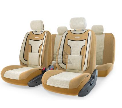 Чехол на сиденье AUTOPROFI ECO-1105 D.BE/L.BE (М)