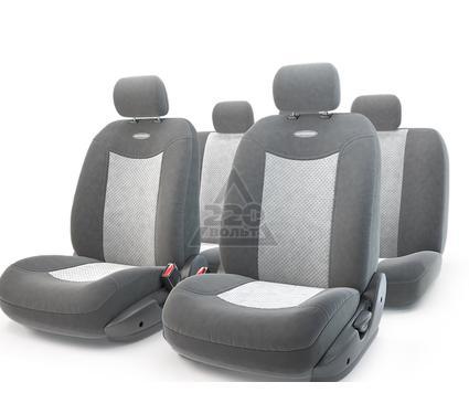Чехол на сиденье AUTOPROFI EXP-1105 D.GY/L.GY (М)