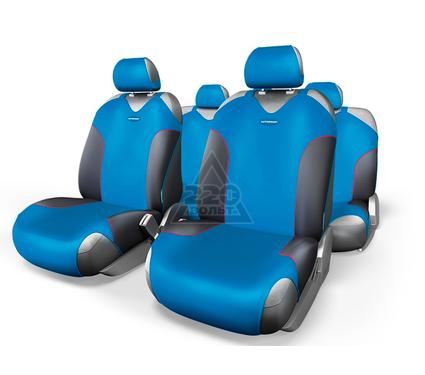 Чехол на сиденье AUTOPROFI FOR-802 BK/BL
