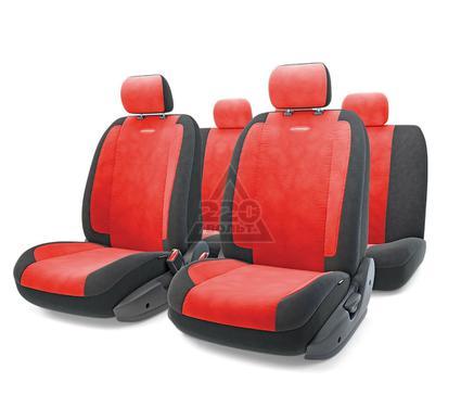 Чехол на сиденье AUTOPROFI GEN-1105 BK/RD (М)