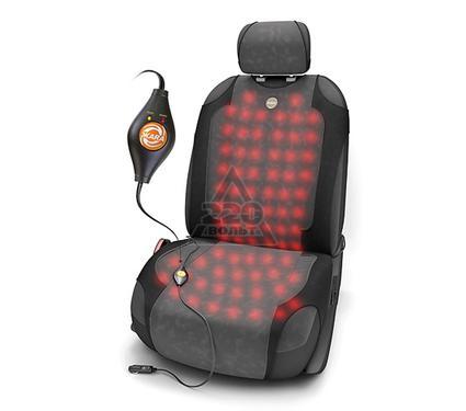 Чехол на сиденье ЖАRА HOT-650 BK/D.GY