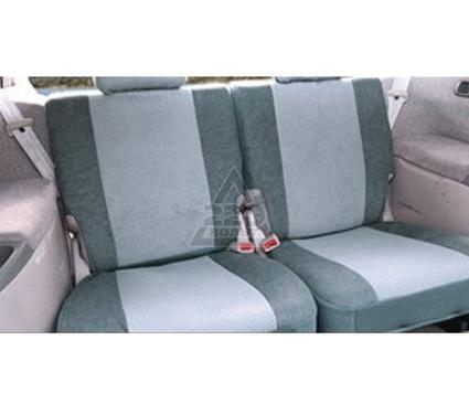 Чехол на сиденье AUTOPROFI MPV-006 D.GY/L.GY