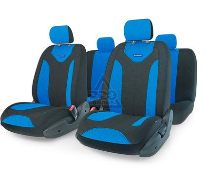 Чехол на сиденье AUTOPROFI MTX-1105 BK/BL (M)