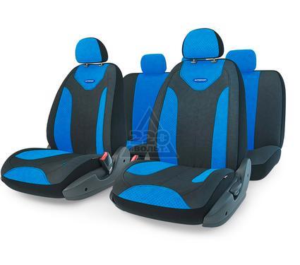 Чехол на сиденье AUTOPROFI MTX-1105 BK/BL (S)