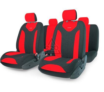Чехол на сиденье AUTOPROFI MTX-1105 BK/RD (M)