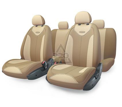 Чехол на сиденье AUTOPROFI MTX-1105G D.BE/L.BE (S)