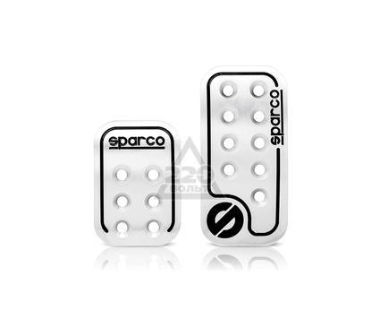 Накладка SPARCO SPC/PD-RCN AL/BK (3)