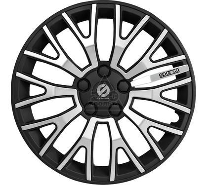 Колпаки на колёса SPARCO SPC/WC-1350U BK/SILVER (14)