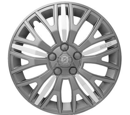 Колпаки на колёса SPARCO SPC/WC-1350X GY/GY/SILVER (15)