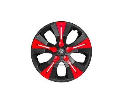 Колпаки на колёса SPARCO SPC/WC-1360 BK/RD (14)