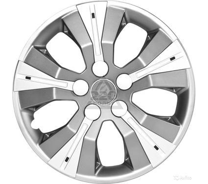 Колпаки на колёса SPARCO SPC/WC-1360 GY/CHROME (14)