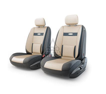 Чехол на сиденье AUTOPROFI TRS/COM-001G BK/L.BE