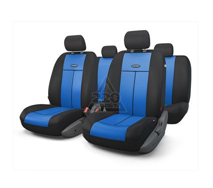Чехол на сиденье AUTOPROFI TT-902M BK/BL