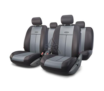 Чехол на сиденье AUTOPROFI TT-902P BK/D.GY