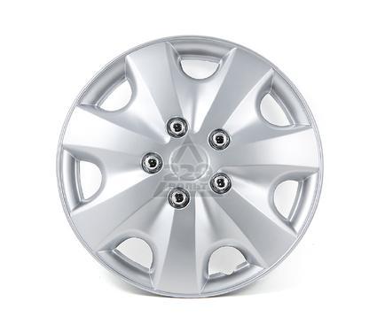 Колпаки на колёса AUTOPROFI WC-1115 SILVER (16)