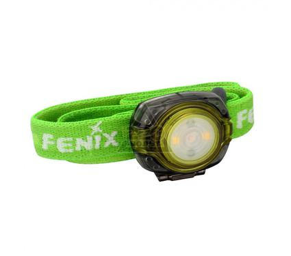 Фонарь FENIX HL05 зеленый