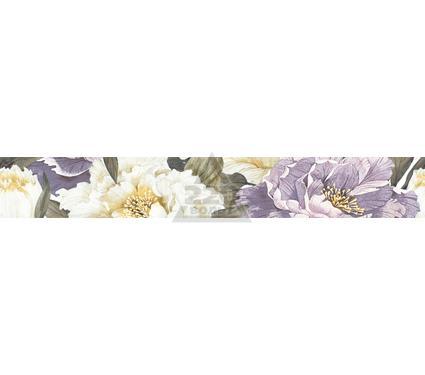 Бордюр керамический INTERCERAMA БВ89051 Metalico фиолетовый