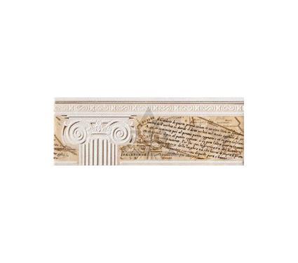 Бордюр керамический INTERCERAMA БШ05031 Marmol бежевый