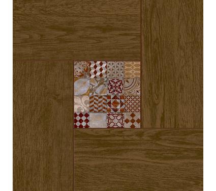 Плитка напольная ROVESE (CERSANIT) C-BL4R112D Bellariva коричневый