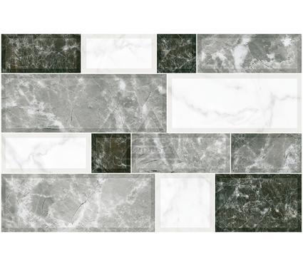 Плитка облицовочная INTERCERAMA 233574071 Grani серый
