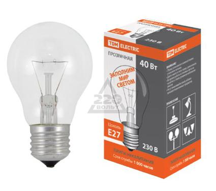 Лампа накаливания ТДМ SQ0332-0036