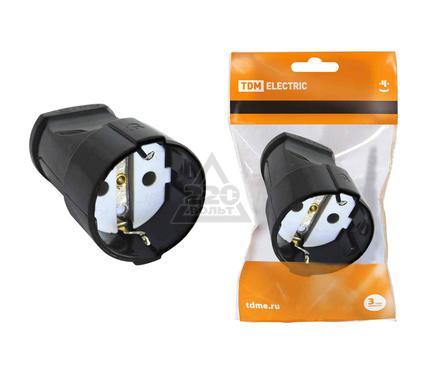 Розетка кабельная ТДМ SQ1806-0130