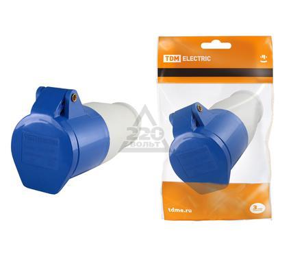 Розетка кабельная ТДМ SQ0603-0016