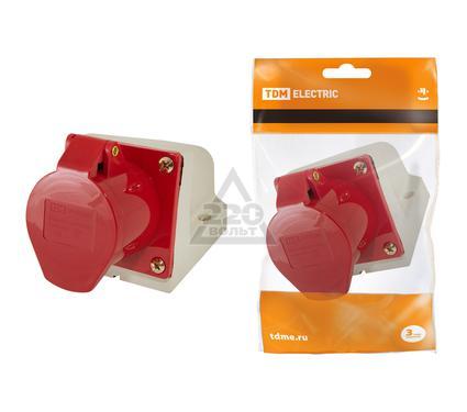 Розетка ТДМ SQ0602-0006