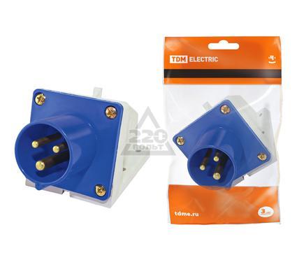 Вилка кабельная ТДМ SQ0605-0011
