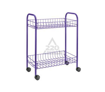 Этажерка METALTEX Madrid фиолетовая