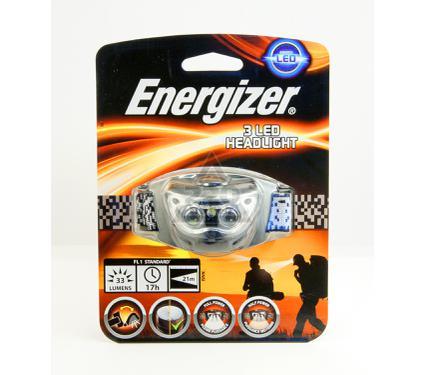 Фонарь ENERGIZER 3 LED Headlight
