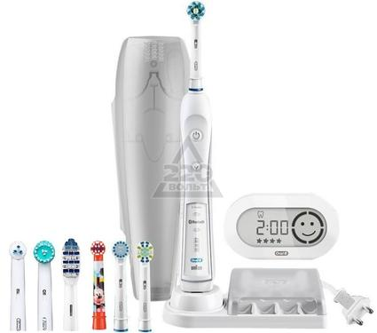 Зубная щетка ORAL-B 6000/D36.545.5X Triumph Cross