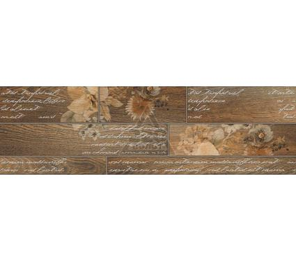 Декор керамический INTERCERAMA БН105032 Dream Коричневый