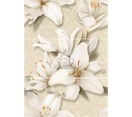 Декор-панно керамический INTERCERAMA П64021 Oasis Бежевый