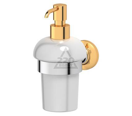 Дозатор для жидкого мыла 3SC Stilmar (Chrome/Gold) STI 105