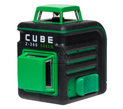Уровень ADA CUBE 2-360 Green Ultimate Edition