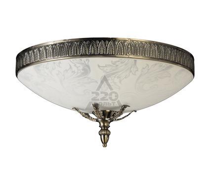 Светильник настенно-потолочный NATALI KOVALTSEVA GRAND 11369/3C ANTIQUE