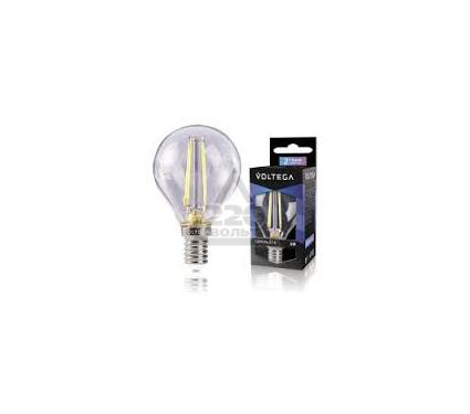 Лампа светодиодная VOLTEGA VG1-G1E14cold4W-F