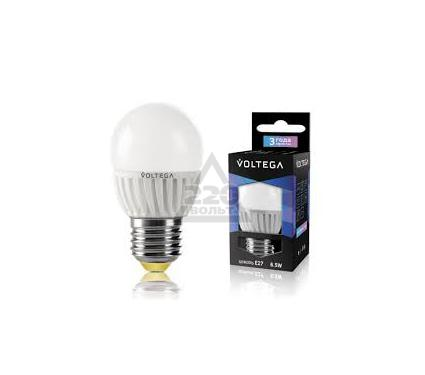 Лампа светодиодная VOLTEGA VG1-G2E27warm6W