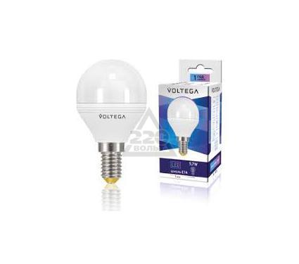 Лампа светодиодная VOLTEGA VG2-G2E14cold6W