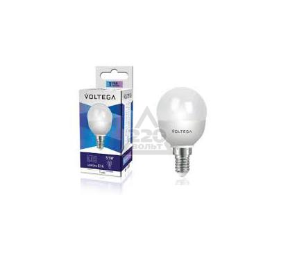 Лампа светодиодная VOLTEGA VG3-G2E14cold6W