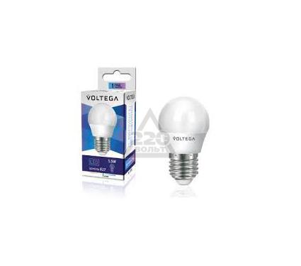 Лампа светодиодная VOLTEGA VG3-G2E27cold6W