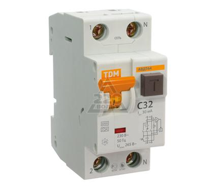 Автомат ТДМ SQ0205-0004