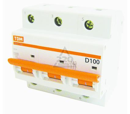 Автомат ТДМ SQ0207-0025
