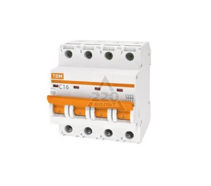 Автомат ТДМ SQ0206-0058